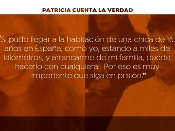 """Patricia, la joven que fue captada por el líder de una secta en Perú: """"Me robó mi adolescencia y mi vida """""""
