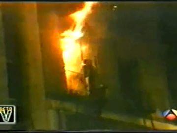 Se cumplen 31 años del fatídico incendio de los almacenes Arias de Madrid