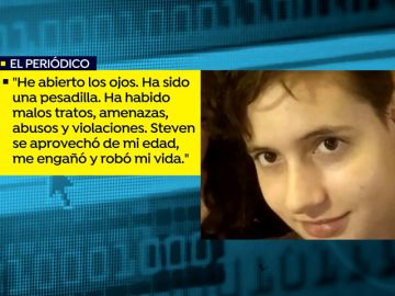 """Patricia Aguilar, la joven española rescatada por su padre de una secta en Perú: """"He abierto los ojos, ha habido malos tratos, amenazas, abusos y violaciones"""""""