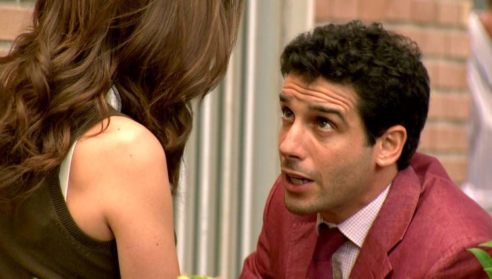 María, nerviosa con la boda e Ignacio atemorizado con Marcelino