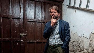 Antonio Garrido es Francisco en 'Matadero'