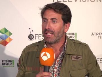 Antonio Garrido, protagonista de 'Matadero'