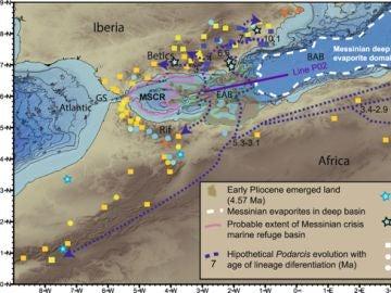 El archipiélago que unía África con Europa