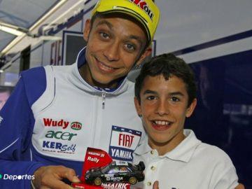 El GP de Argentina 2015, el principio de la enemistad entre Rossi y Márquez