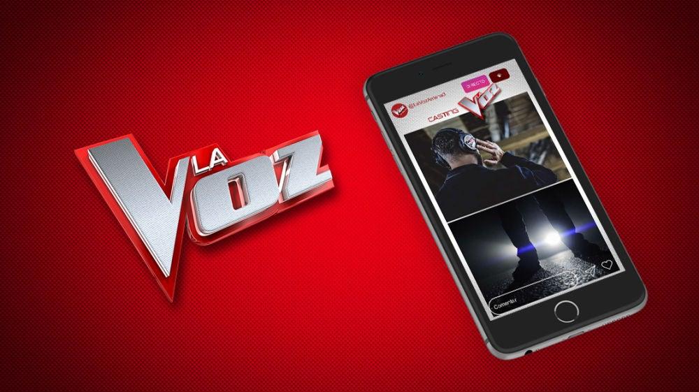 Sigue los castings de 'La Voz' a través de Instagram