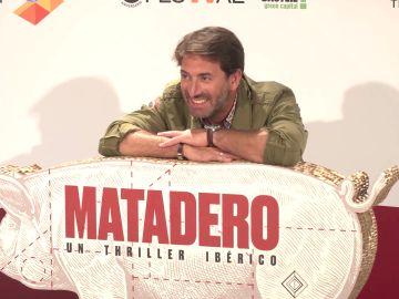 Antonio Garrido nos presenta a Francisco, su personaje en 'Matadero'