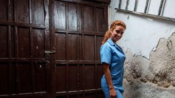 Merjoddy Bermúdez es Coral en 'Matadero'