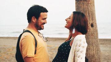 Alberto Garzón y Anna Ruiz