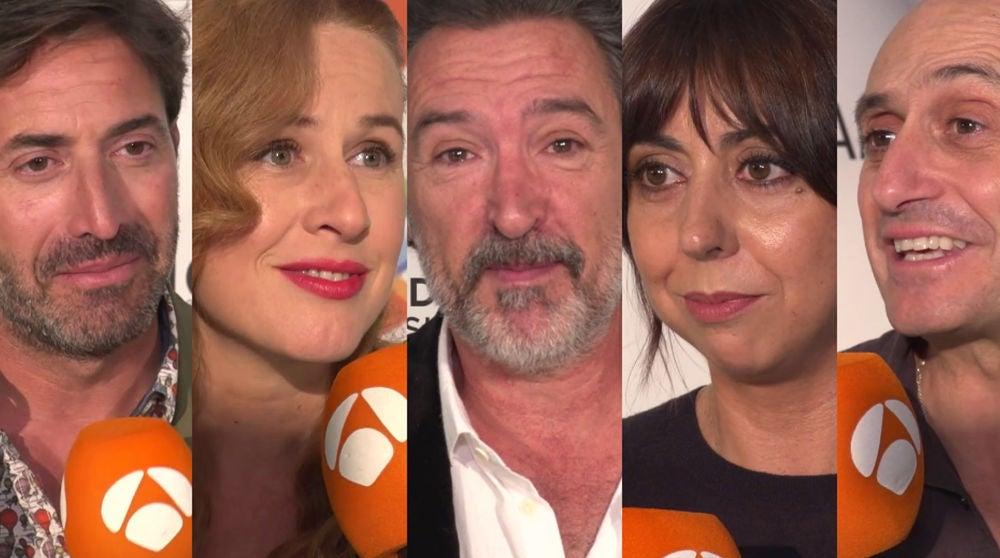 Las razones de los protagonistas de 'Matadero' para no perderte el estreno en Antena 3