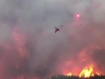 Incendio 'Delta' en California