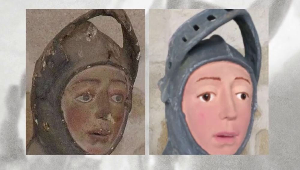 Las otras restauraciones desastrosas que recuerdan al Ecce Homo de Borja