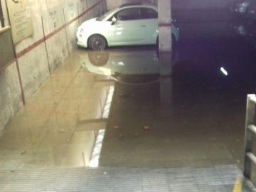 Inundaciones en Granollers