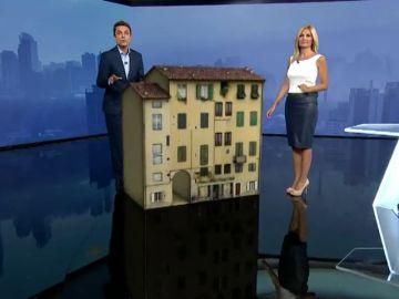 La realidad aumentada, detrás de las cámaras: así se prepara este efecto en plató