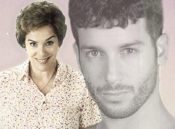 Anabel Alonso y Jonás Berami, Benigna e Ignacio en 'Amar es para siempre'