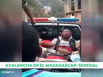 Un muerto y decenas de heridos en una avalancha en el Madagascar - Senegal de clasificación para la Copa de África