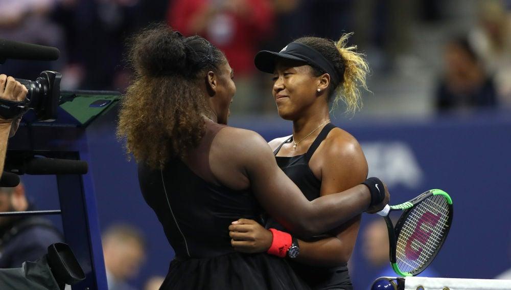 Osaka gana la final del US Open