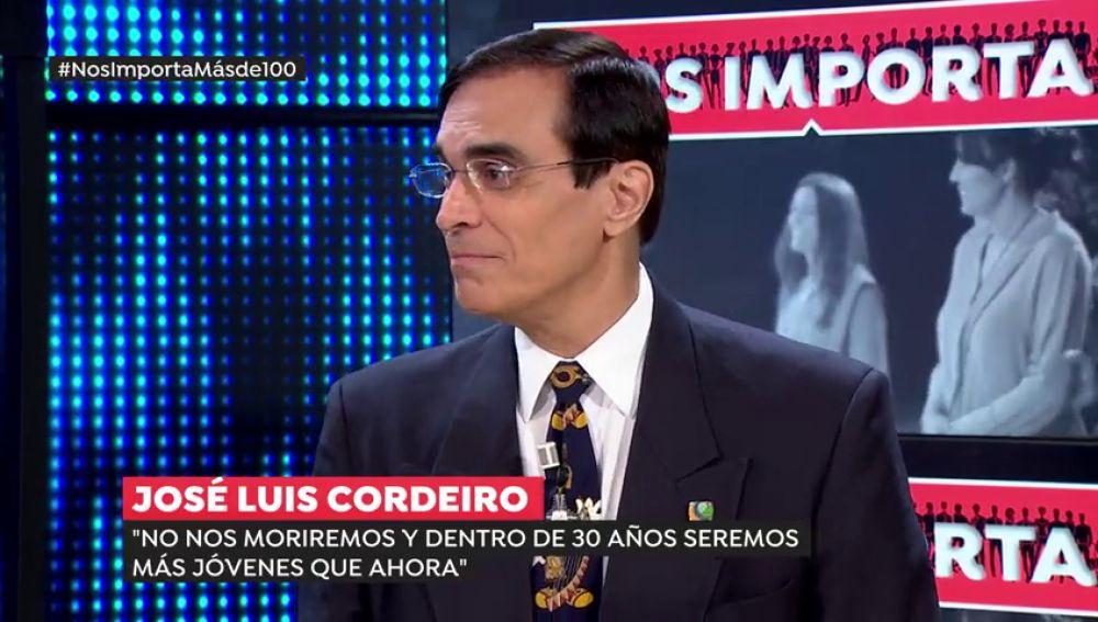 """José Luis Cordeiro, el 'profeta de la inmortalidad': """"Ya se ha logrado rejuvenecer a animales"""""""