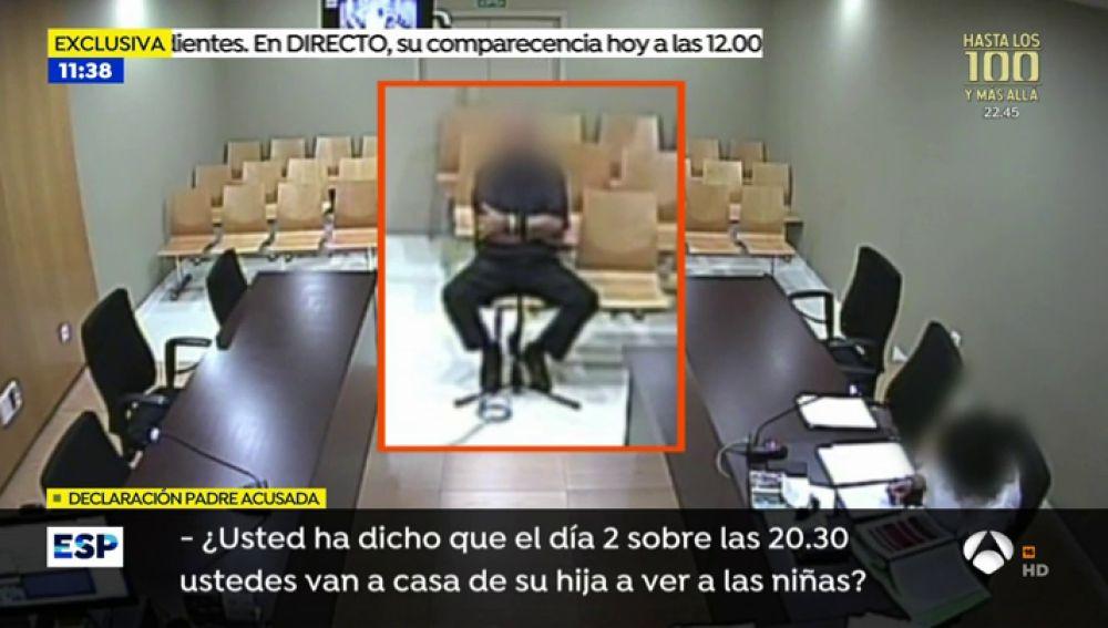 Las mentiras del padre de la guardia urbana Rosa Peral para evitar que su hija vaya a la cárcel por el asesinato de su pareja