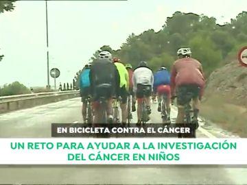 La iniciativa de un grupo de ciclistas para ayudar en la investigación contra el cáncer