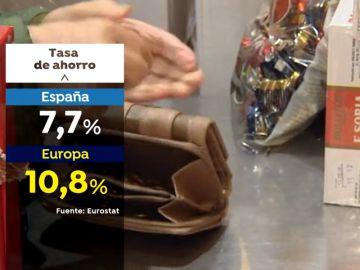 Los españoles, cada vez más ahorradores: cuatro de cada diez guardan dinero en el colchón