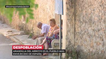 ¿Cómo se vive en el pueblo más envejecido de España?