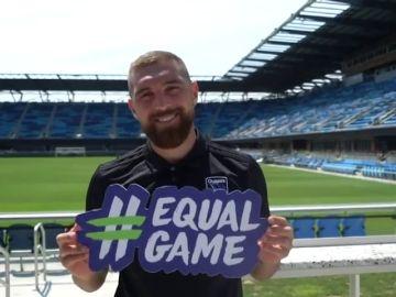Guram Kashia, el jugador que apoyó al colectivo LGTBI y fue amenazado en su país