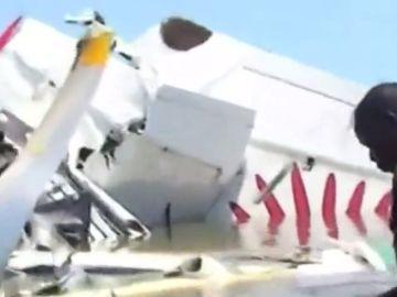 Al menos 19 muertos en una accidente de avión en Sudán del Sur