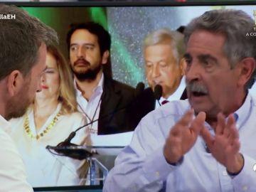 Miguel Ángel Revilla recuerda en 'El Hormiguero 3.0' su acertada predicción sobre las elecciones de México
