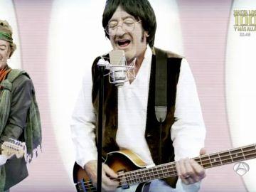 Karlos Arguiñano se convierte en 'The Beatles' en la cabecera del programa