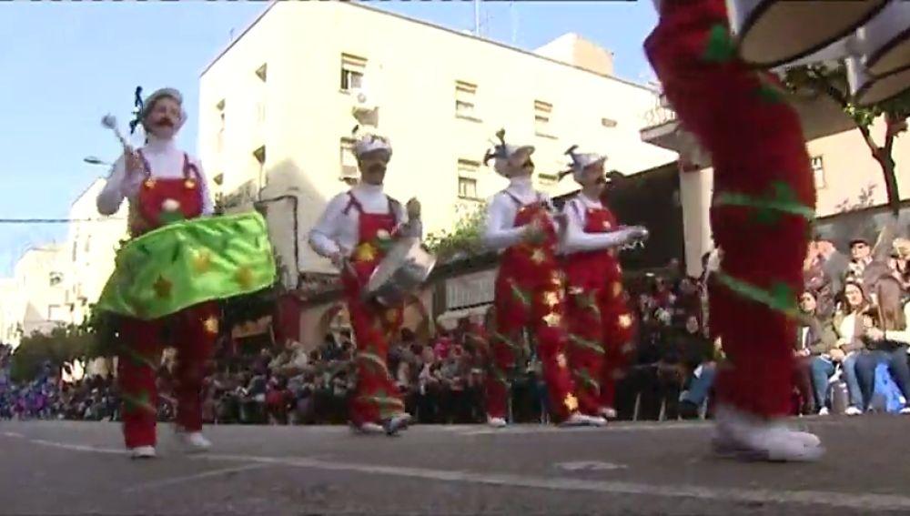 ¿Son los Carnavales de Badajoz la Mejor Fiesta de España 2018?