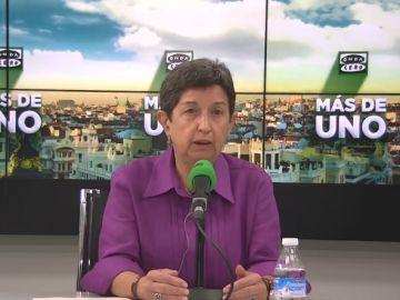 Teresa Cunillera en Más de uno