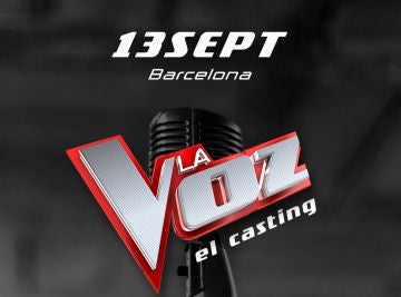 Casting La Voz Barcelona