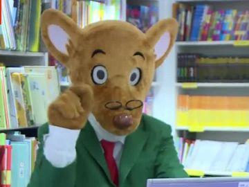 El ratón Gerónimo Stilton