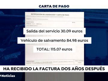 REEMPLAZO Obligan a un hombre a pagar 115 euros por llamar a los bomberos para rescatar a un gato en un garaje de Sevilla