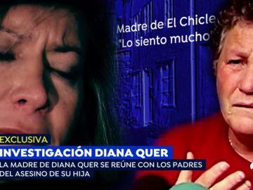 """La madre de Diana Quer, a la madre de 'el chicle': """"No tienes culpa de lo que hizo tu hijo"""""""