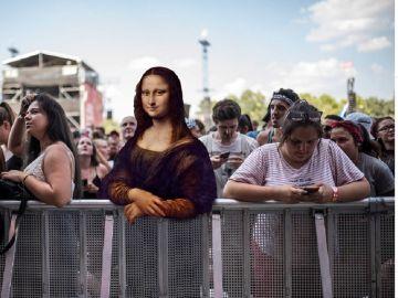 ¿Cómo sería incluir personajes de pinturas clásicas en festivales?
