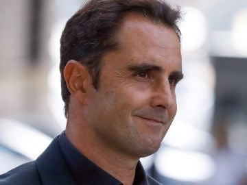 El exempleado del banco HSBC, Hervé Falciani, en la Audiencia Nacional