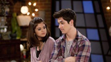 Selena Gomez y David Henrie, protagonistas de 'Los magos de Waverly Place'