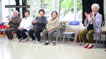 Los gallegos y los japoneses comparten trucos para vivir más allá de los 100 años