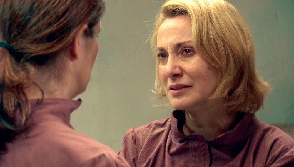 "Matilde, destrozada: ""Mi marido no va a parar hasta encontrar a Julián"""