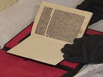 La carta de Cristóbal Colón vuelve a España de las Américas