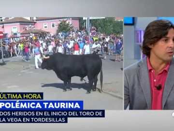 "Fran Rivera: ""No me gusta la fiesta del toro de la Vega, el toro nace para ser toreado en una plaza"""