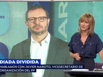 """Maroto: """"La Diada va a pasar sin pena ni gloria para el Gobierno de España a pesar de que escuchemos barbaridades"""""""