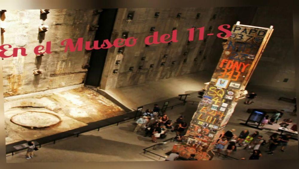 El Museo del 11 de septiembre de Nueva York, un espacio para evitar el olvido