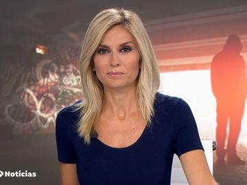 Sandra Golpe conduce Antena 3 Noticias 1