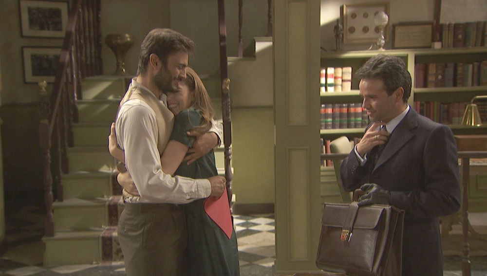 Saúl, libre y junto a Julieta gracias a Fernando Mesía