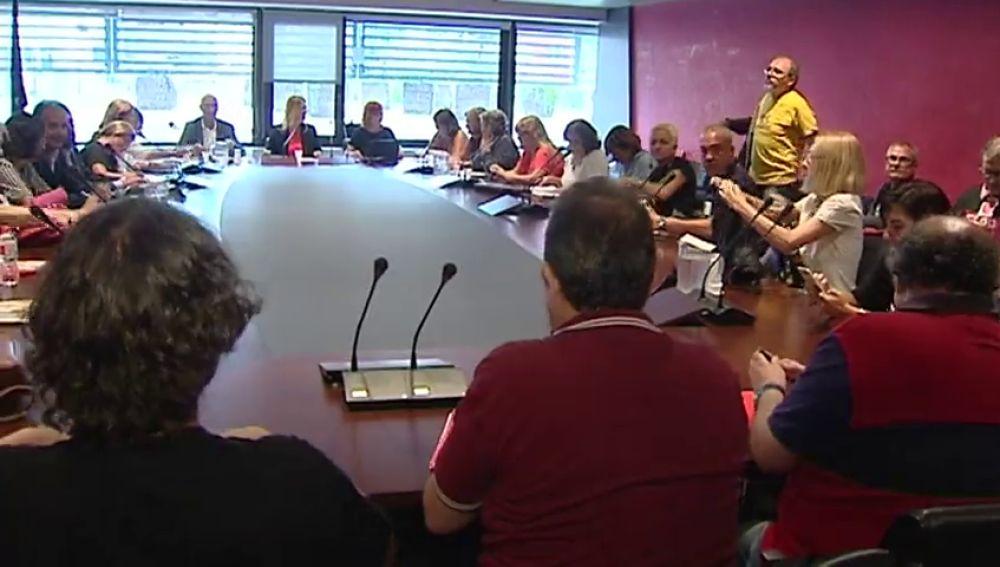 Los funcionarios de la  Generalitat consiguen una subida salarial para 2018