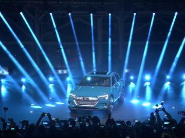 Audi desvela su primer todocamino 100% eléctrico, con 400 kilómetros de autonomía