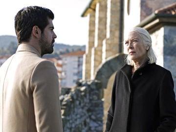 """Begoña le confiesa la verdad a Jon: """"Tu padre se suicidó"""""""