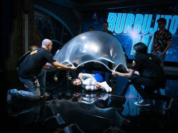 """Conoce a """"Burbujito man"""", el nuevo superhéroe de 'El Hormiguero 3.0'"""